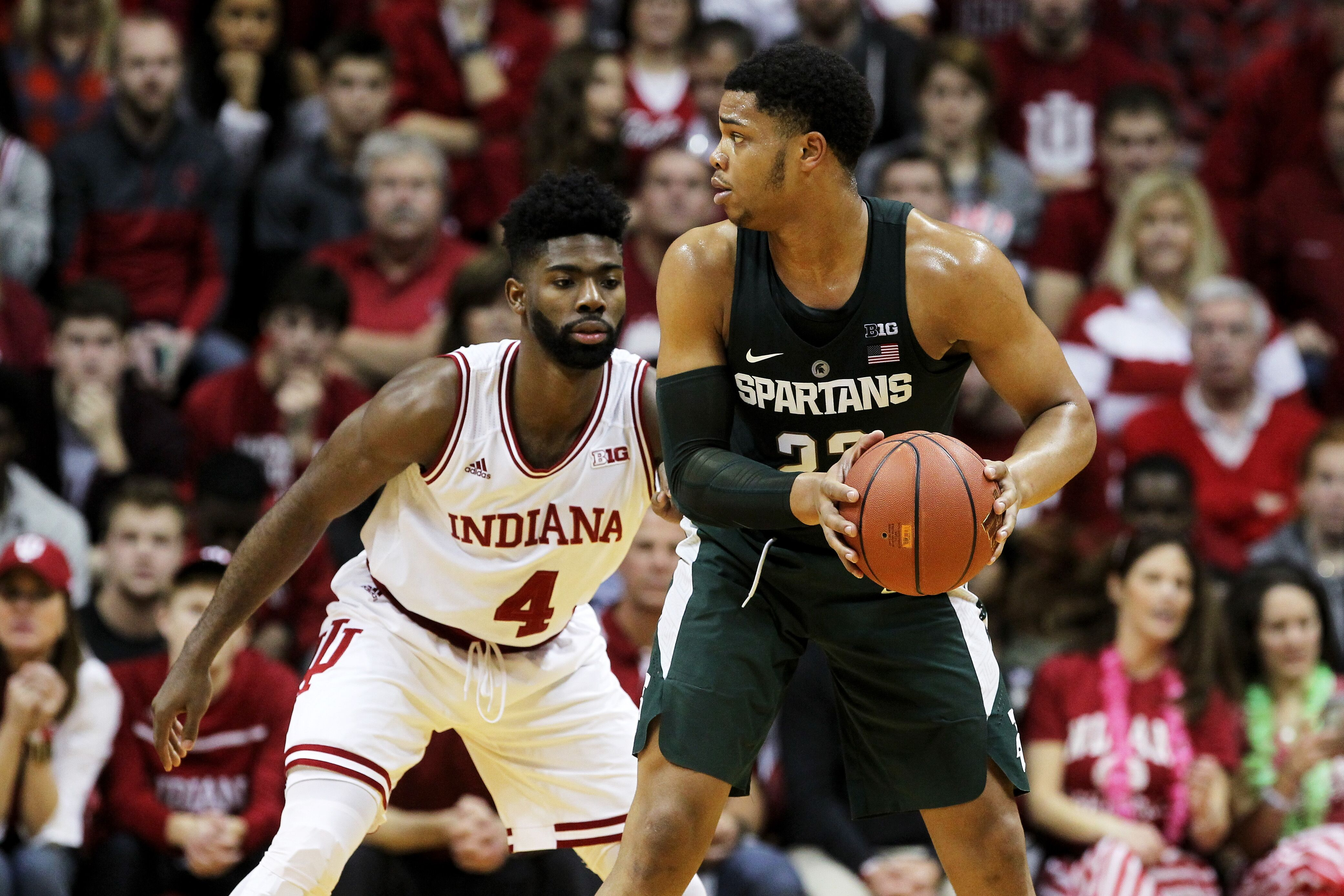 2017 18 Uk Basketball Schedule Now Complete: Michigan State Basketball: Complete 2017-18 Big Ten