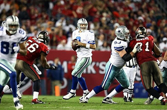 4d560792bbb Dallas Cowboys QB Tony Romo a Hall of Famer? See 49ers' Steve Young