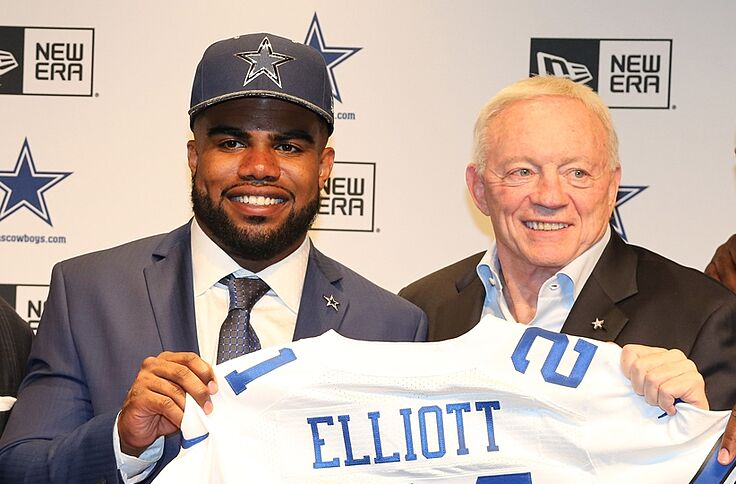 Cowboys Is Ezekiel Elliott Better Than Emmitt Smith