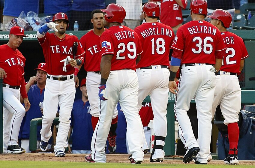 Texas Rangers: Offense is Catching Fire When Needed the Most