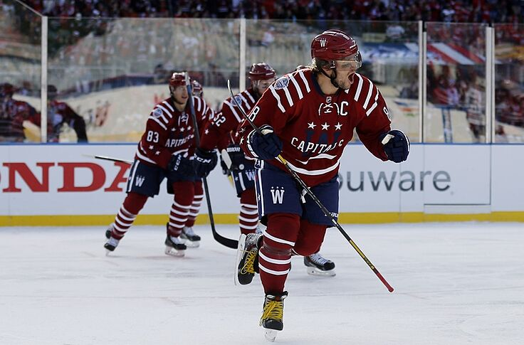 523b9cf36c523e This One Was A Classic; Capitals Beat Blackhawks in Winter Classic Thriller