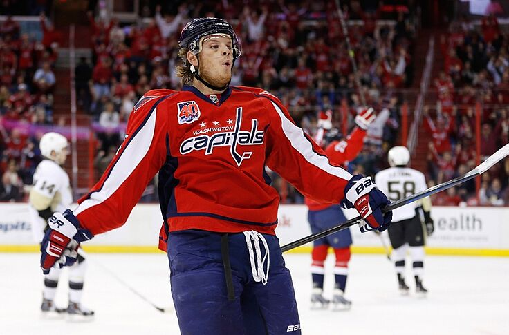 Washington Capitals Season Review  John Carlson e28dd546cb4