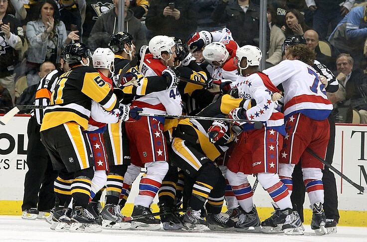 Washington Capitals vs. Pittsburgh Penguins  Preview 1e1fac1a3f0