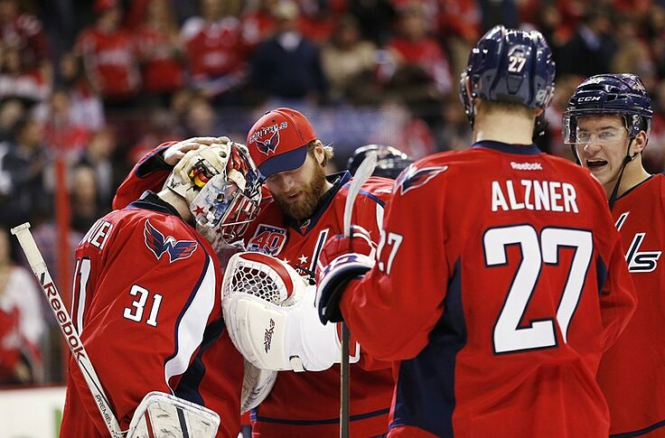 Washington Capitals Roster  2015-2016 Goaltending Preview f135949f85f