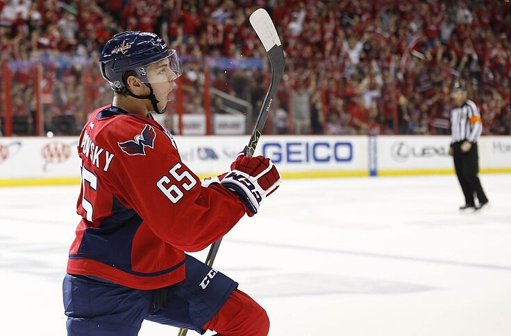 Washington Capitals 2014-15 Season Review  Andre Burakovsky ee9dacda940