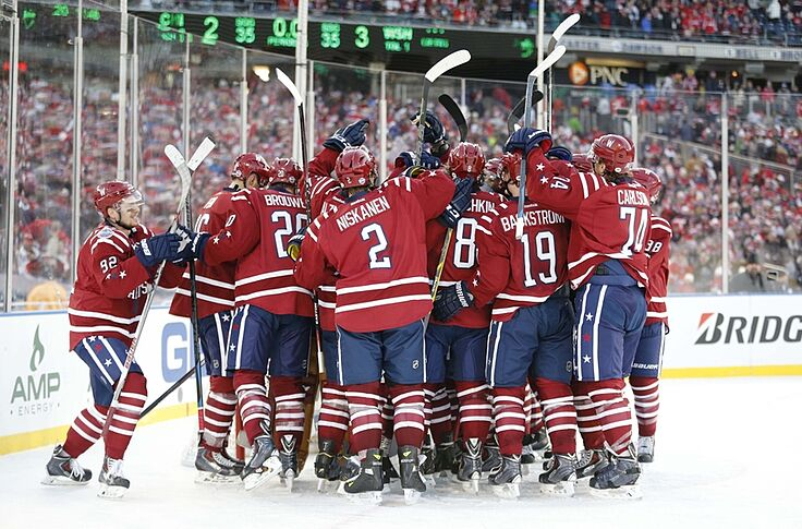 1716314be95 Washington Capitals 2014 Season Review  A Memorable Season