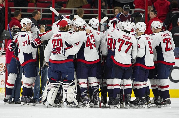 Washington Capitals Have Excellent Chance to Pull Away 11abd3f116ce