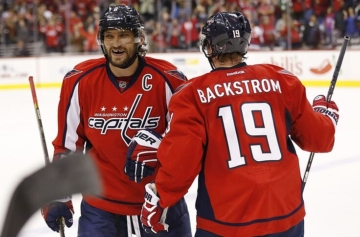 Washington Capitals  Alex Ovechkin Is Heating Up fc49512c241b