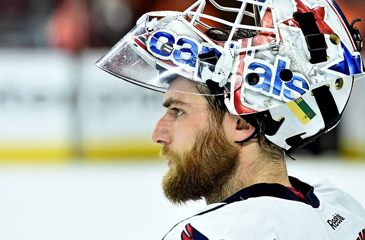 Capitals and Holtby to Attend in Capital Pride Parade 7ad2ca965068
