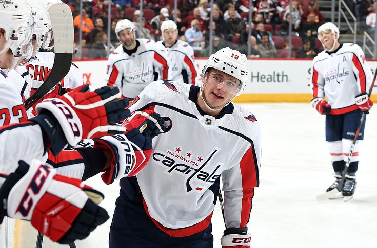 Washington Capitals NHL Free Agency: Time, TV Schedule, Web