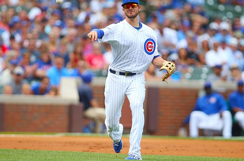 3a5b6b60c99 Kris Bryant a defensive star for the Chicago Cubs