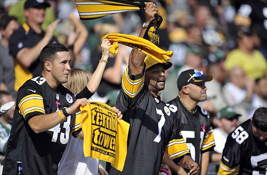 Pittsburgh Steelers  How Did Tradition Of And Passion For Winning ... 79f57efb1