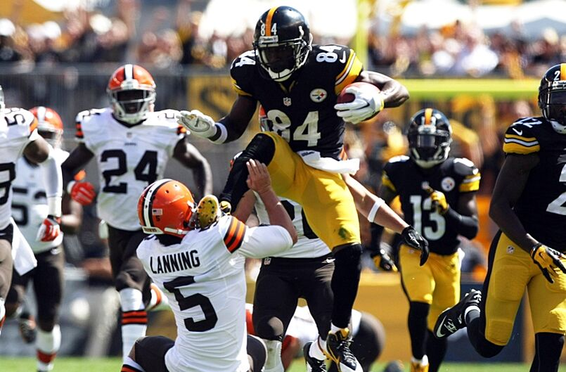 106b2427bcf Steelers vs. Browns  Five questions with Dawg Pound Daily