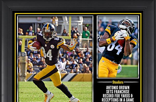 ce4abd251 Pittsburgh Steelers Gift Guide  10 must-have Antonio Brown items