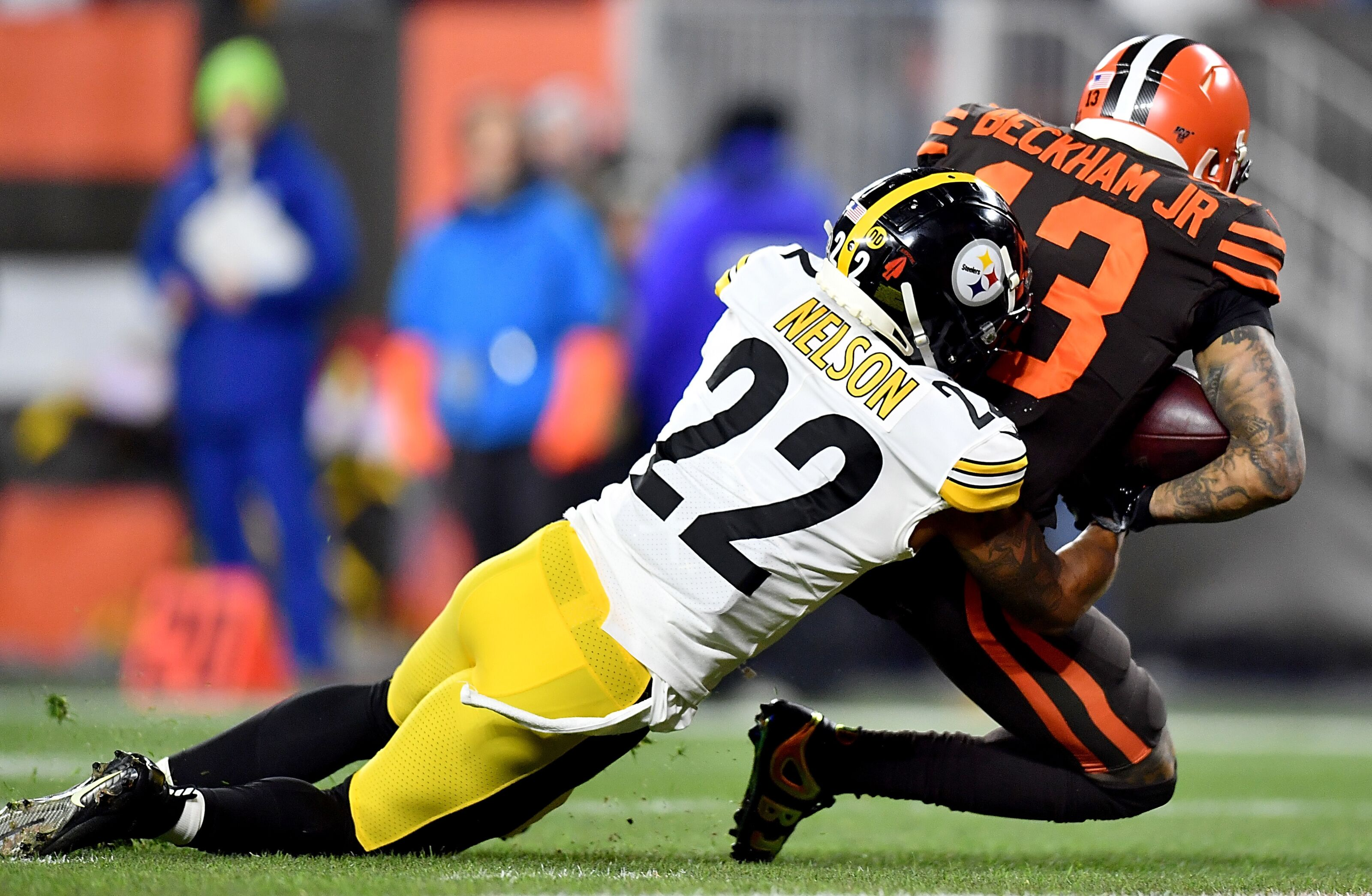 Was Steven Nelson the most underrated Steelers player in 2019?