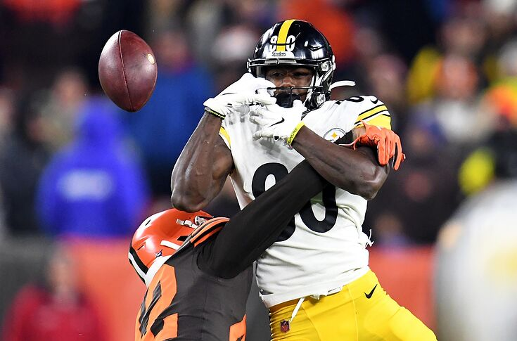 Steelers Winners And Losers Vs Cleveland Browns On Tnf