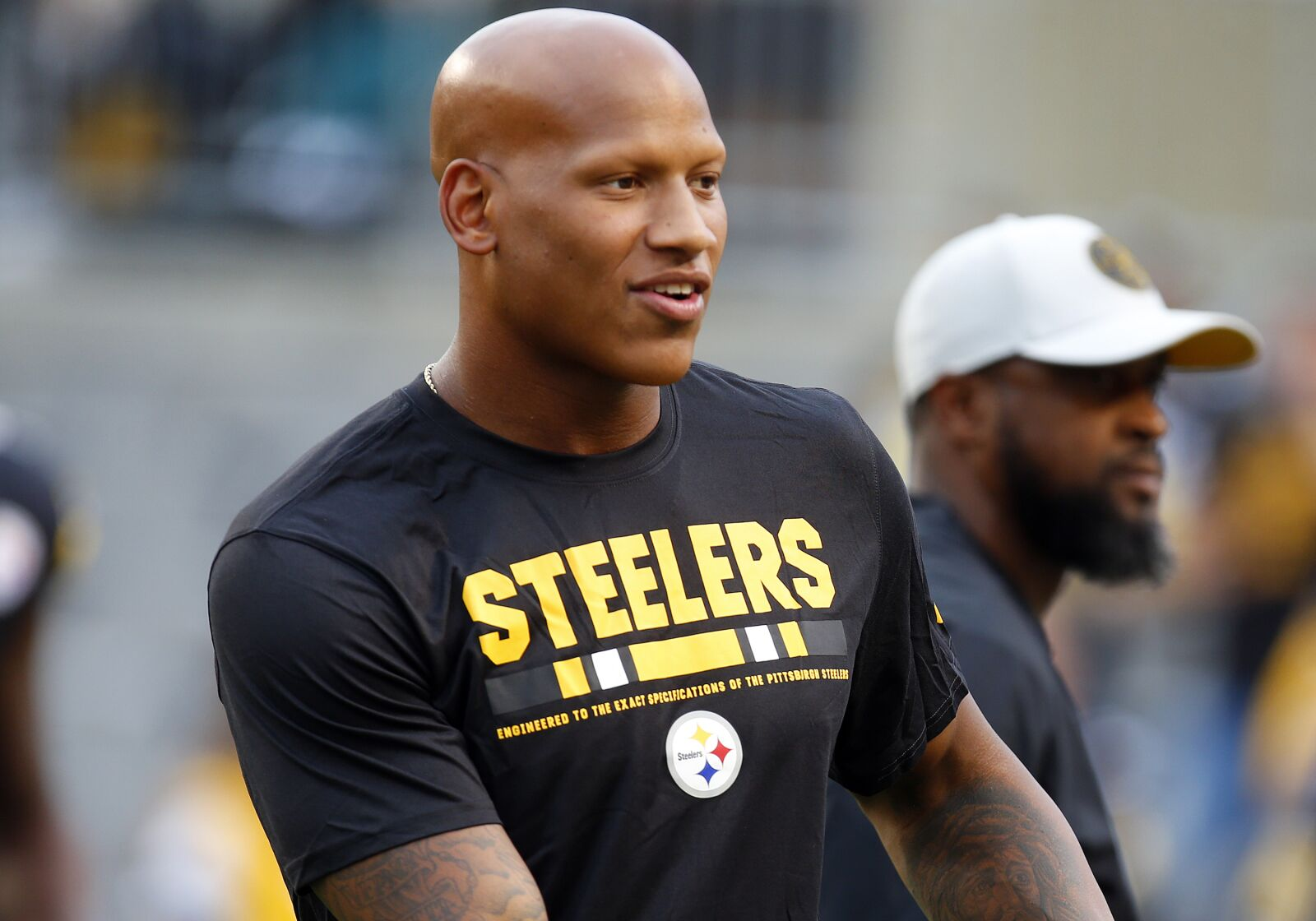 Pittsburgh Steelers: Ryan Shazier takes huge step forward in recovery