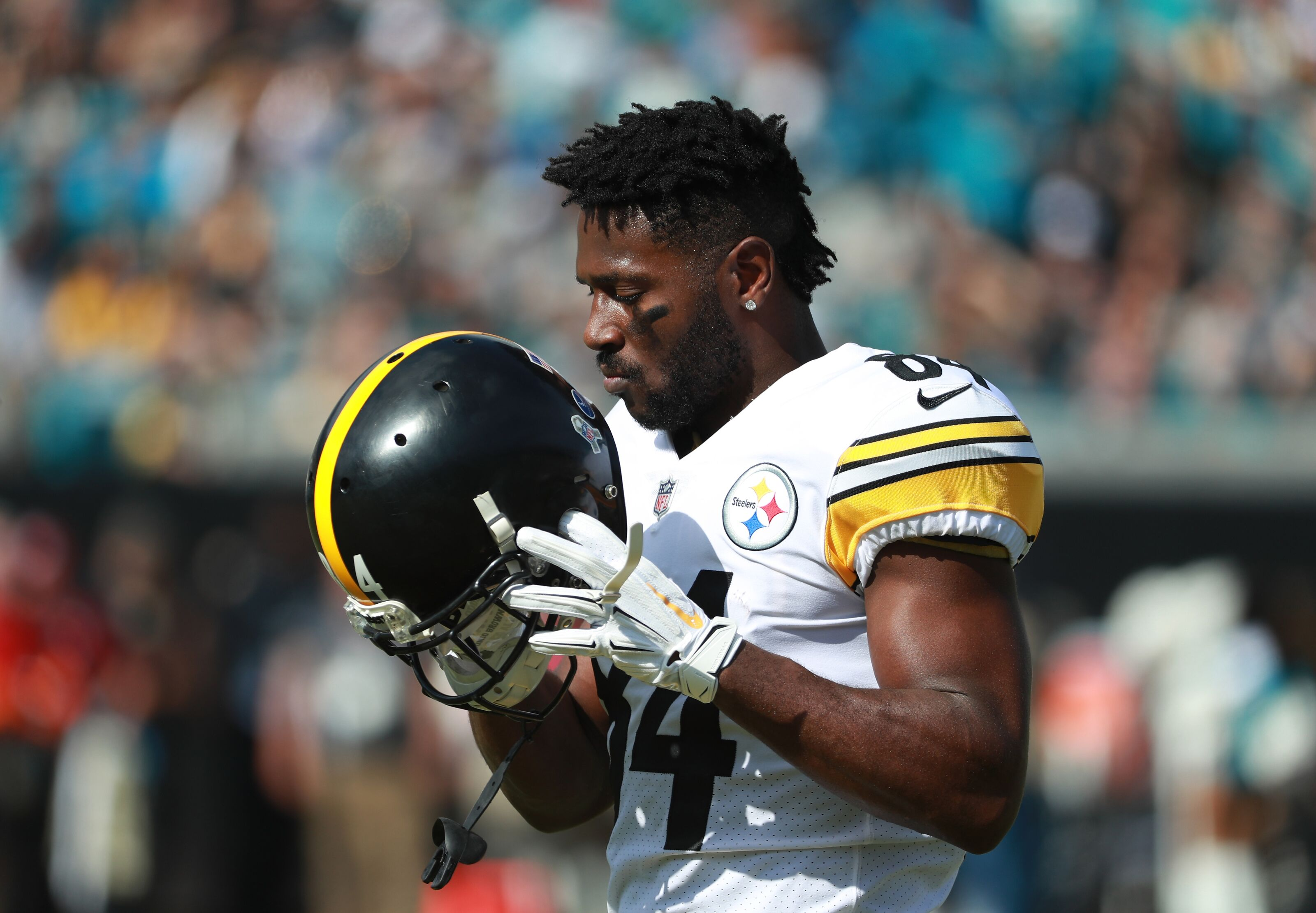 "Steelers: Antonio Brown and Art Rooney II meet, agree it's ""time to move on"""