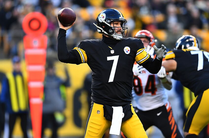 0b3ea629fb3 Steelers  Kevin Colbert says Ben Roethlisberger contract is still ...