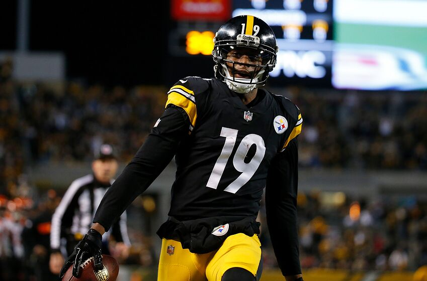 9781583cede Pittsburgh Steelers  The future is bright without Antonio Brown