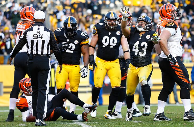 differently f11e7 47bdd Reliving the Pittsburgh Steelers defense from the 1970's to ...