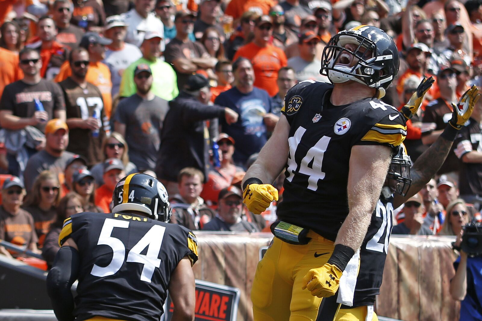 Pittsburgh Steelers: 4 things we need to see against Green Bay