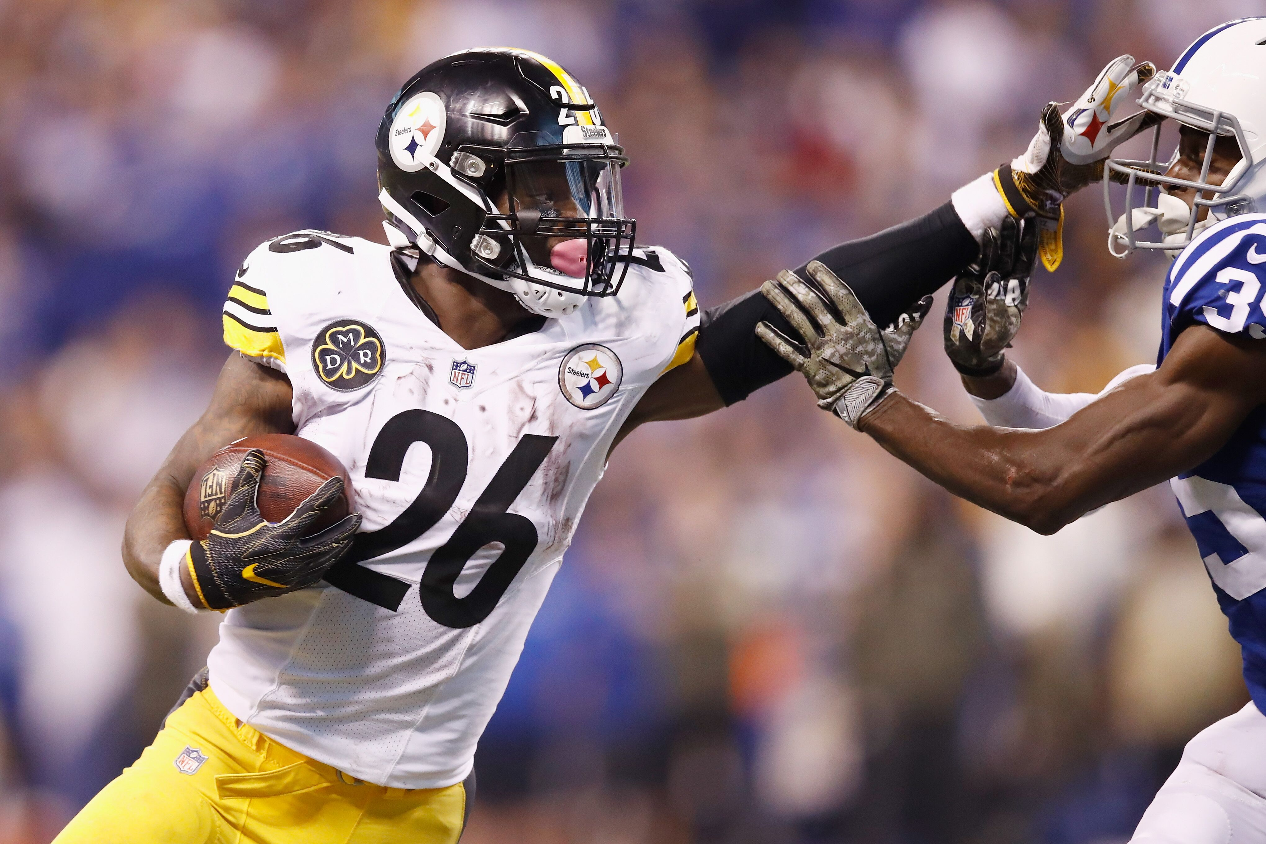 Le Veon Bell >> Pittsburgh Steelers Le Veon Bell Isn T A Problem And Money