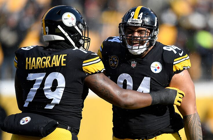 Grading The Pittsburgh Steelers Defensive Line In 2019