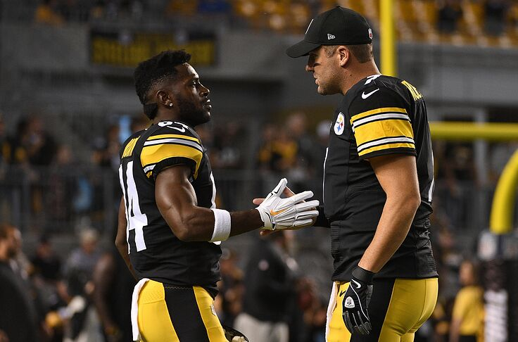huge discount 3e8bc df489 Steelers have $47 million in cap space tied to players who ...