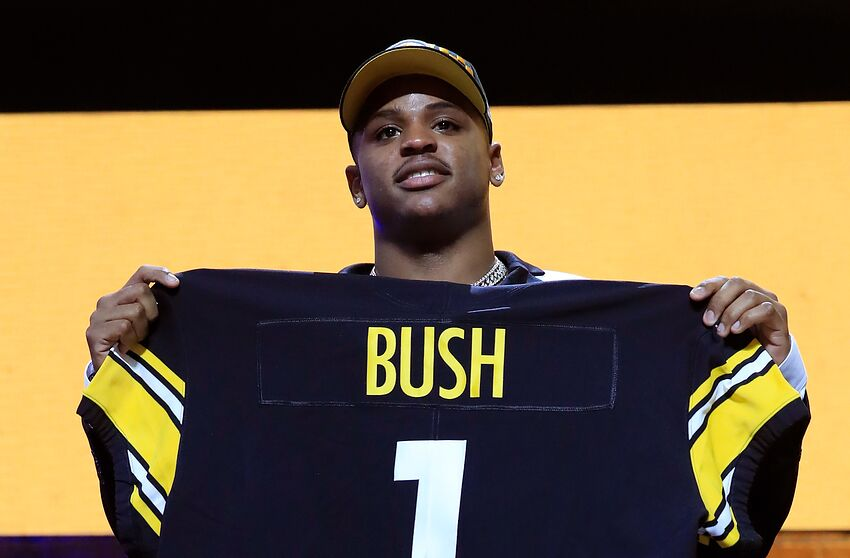 1f6650c60 Grading Pittsburgh Steelers 2019 rookie jersey numbers