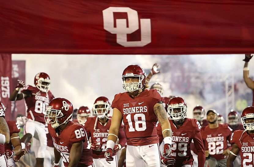 OU Football: Where Would Sooners Land in a Two-Division Big 12 Setup?