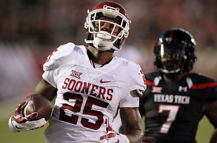 premium selection 6469f 2cb8c Joe Mixon: Will He Be Wearing a Sooner Uniform in 2017?