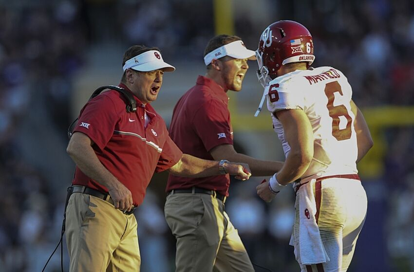 Bob Stoops: 'We're Going to Need to Tackle Well and Be ...