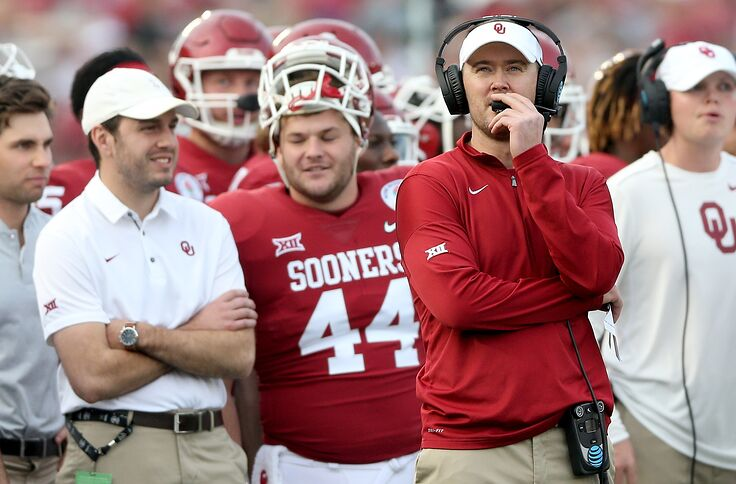 classic fit 6032e 9cfd6 Oklahoma football: Lincoln Riley's new secret weapon?
