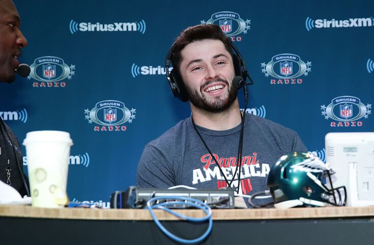 Baker Mayfield: What's former OU bad boy been up to lately?