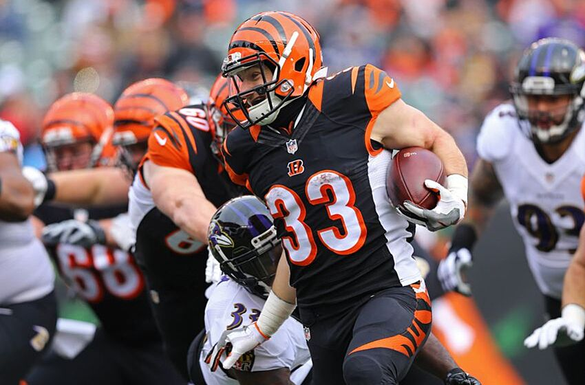 is rex burkhead what the bengals have been missing