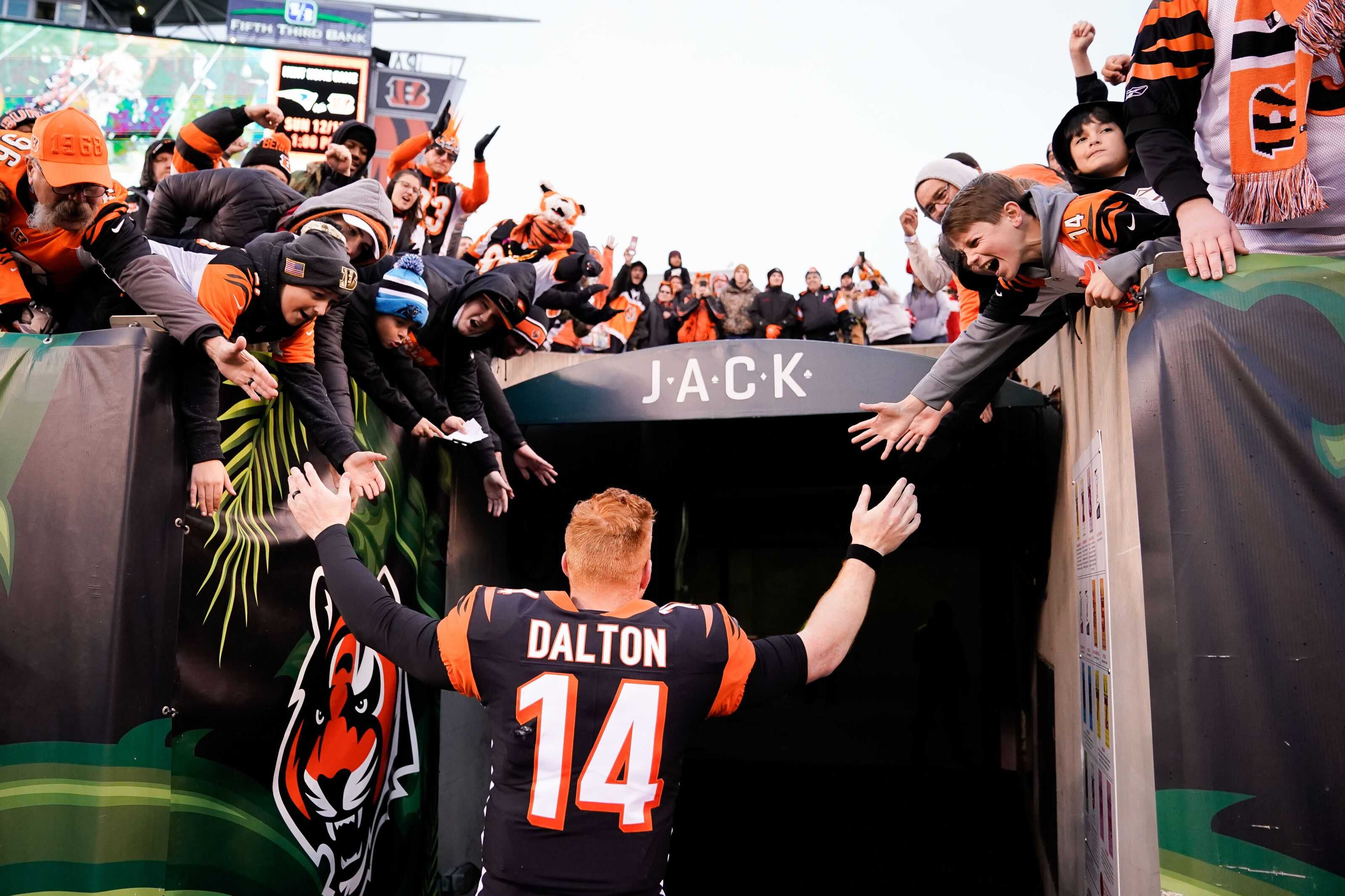 Andy Dalton would still have value with Bengals in 2020