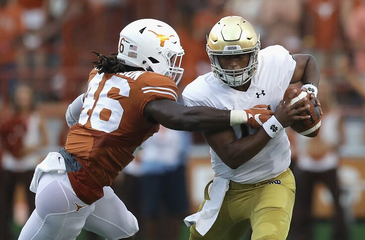 huge discount 3eb2a 77d7a Malik Jefferson could bring dynamic duo to Bengals