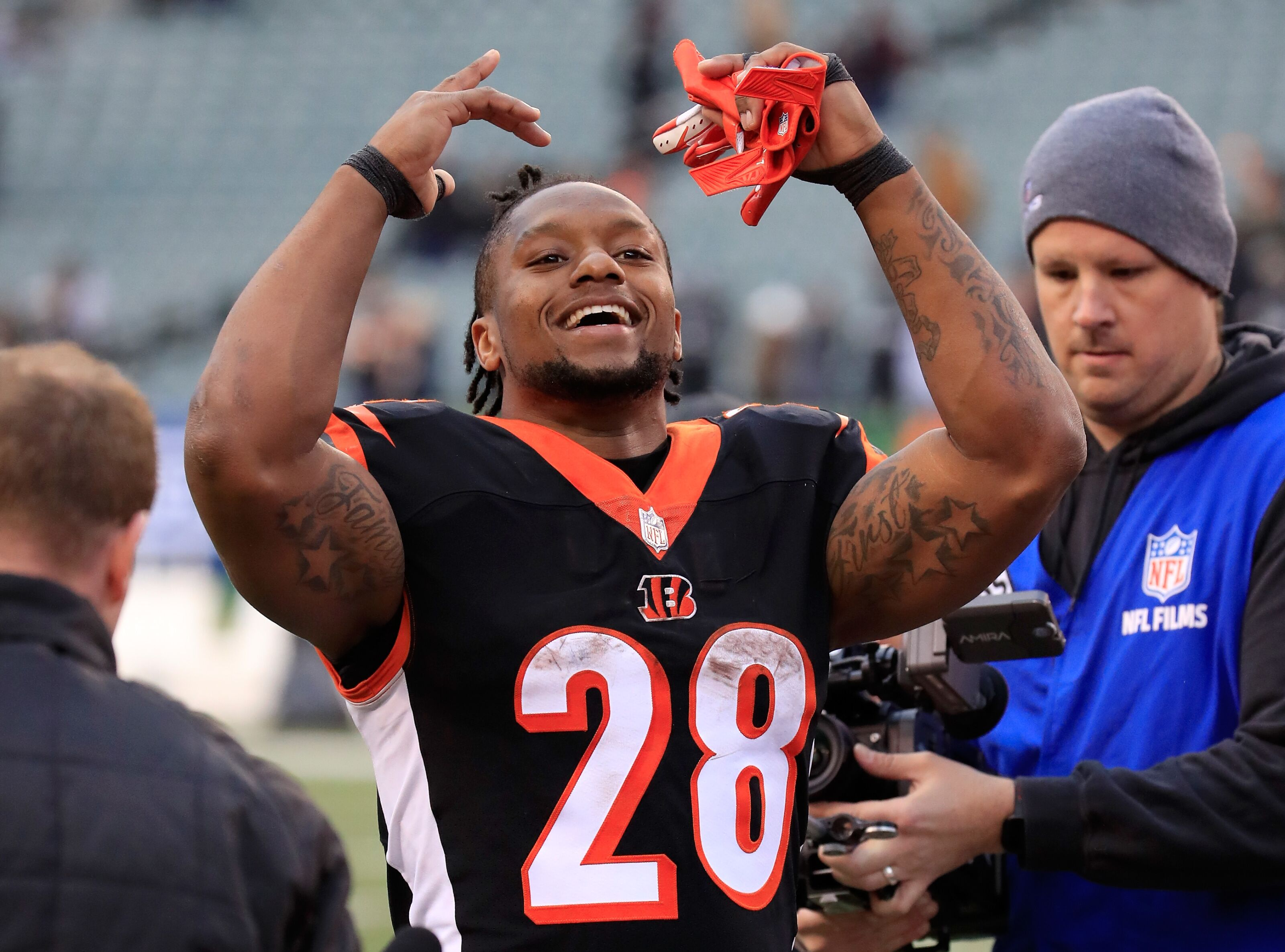 The Cincinnati Bengals are due for a fresh start