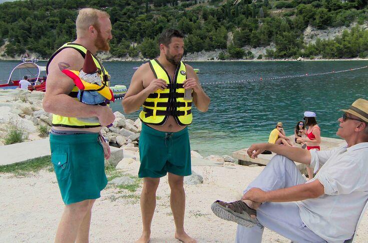 Survivor's Bret LaBelle can't stop finding The Amazing Race