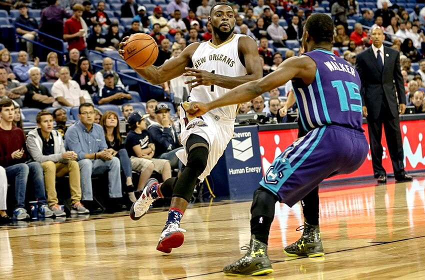 4e8a63bb152 Charlotte Hornets Fall to New Orleans Pelicans