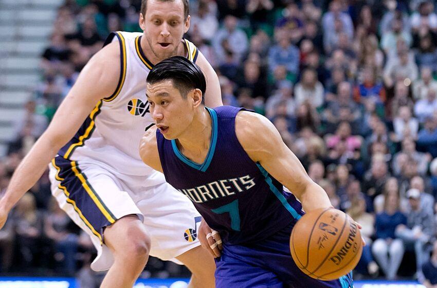 7c05a63ba5d Charlotte Hornets  Jeremy Lin Speaks on Impending Free Agency