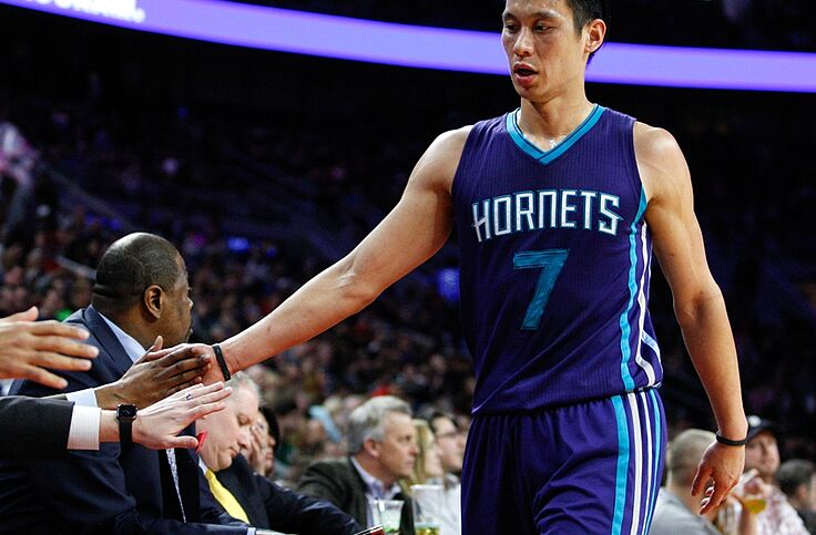 quality design bd5db da23d Charlotte Hornets: Jeremy Lin For Sixth Man of the Year?