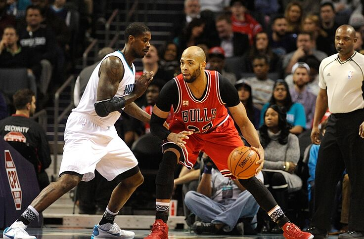 reputable site e609c 2de27 Charlotte Hornets Set to Face the Bulls in Their Fifth ...