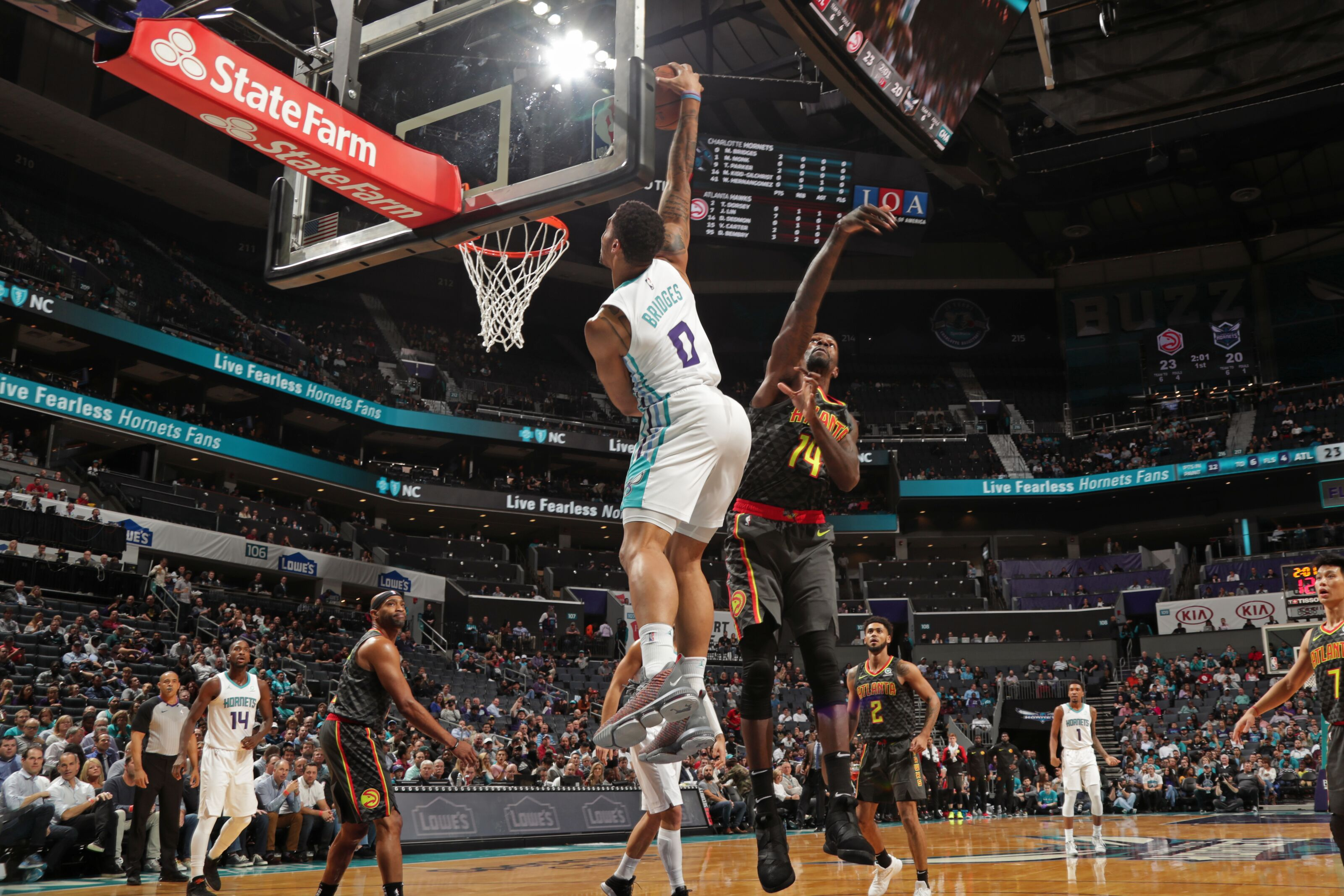 Charlotte Hornets Miles Bridges Photo By Kent Smith Nbae Via Getty Images