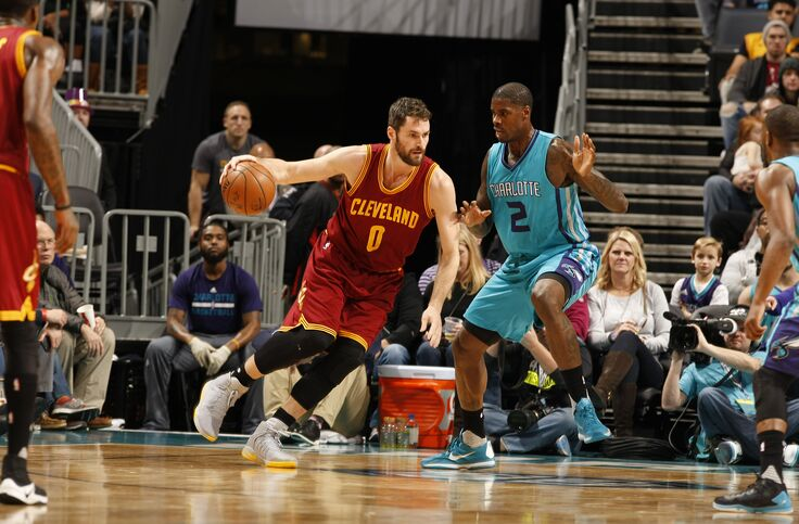 Charlotte Hornets: Why a trade for Kevin Love works