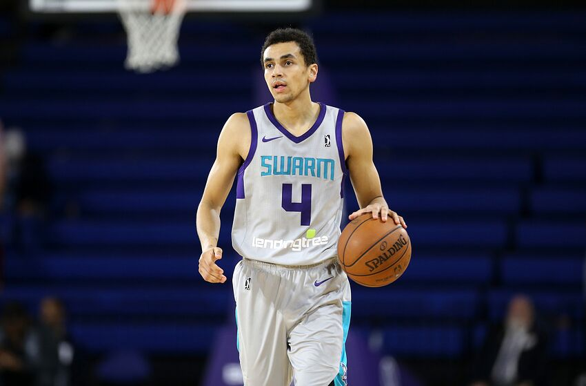 627475366 Charlotte Hornets  Marcus Paige signs with KK Partizan in Serbia