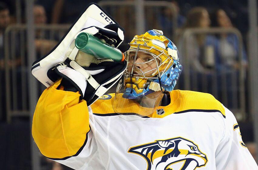 Nashville Predators  What Pekka Rinne s injury means to the Preds cb4213df5