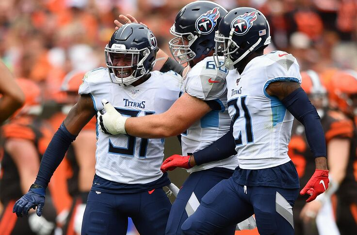 online store d0623 b99f4 Tennessee Titans: Defense dominates in win over Browns