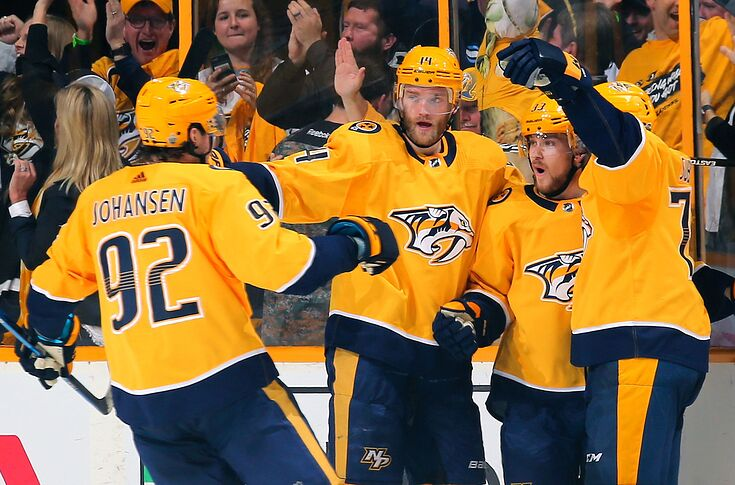 sneakers for cheap 39e31 78d6a Nashville Predators: Will they make the move to alternate ...